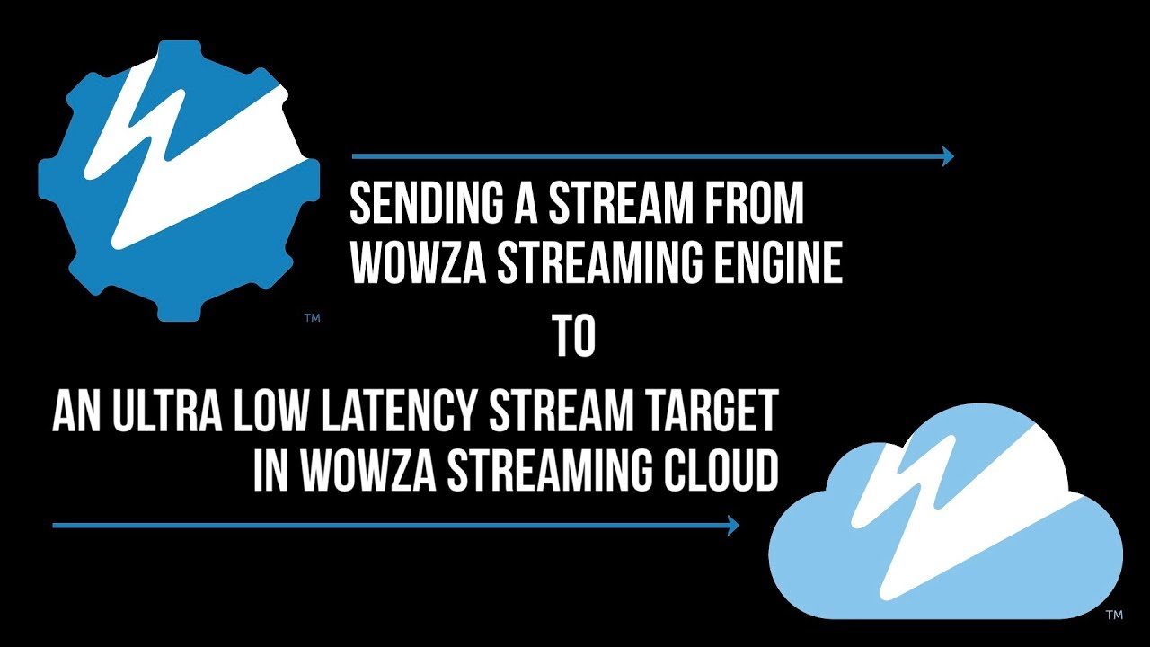 Sending a Stream From Engine to an ULL Stream Target in Cloud