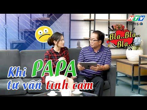 """Văn phòng ma nữ (2019)   Cách Papa tư vấn tình cảm cho """"con gái rượu"""" thời @ from YouTube · Duration:  2 minutes 13 seconds"""