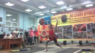 Выступления Сергея Сахарова КМС (до 94 кг)