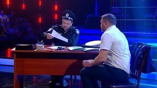 Переліт закінчився в поліції - Вар'яти (Варьяты) - Сезон 3. Випуск 8 - 18.12.2018.