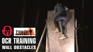OCR Training - Wall Obstacles
