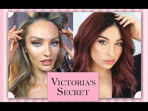 Makijaż Aniołków Victorias Secret 2018 Katosu Youtube