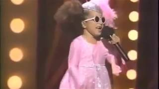 Entertainment Revue 6 yr. old Thea Cabreros Performing at the Apollo ABC by Michael Jackson
