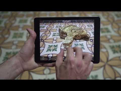Azure window augmented reality