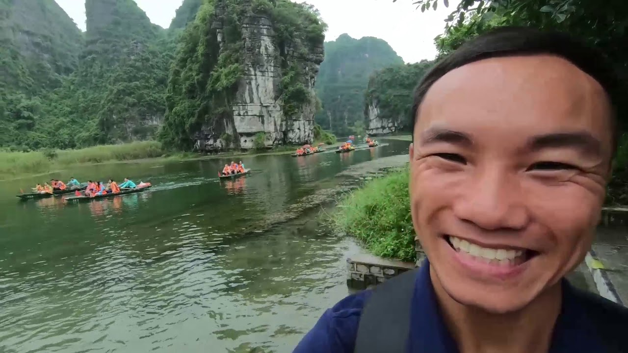 Tràng An – Ninh Bình – Vịnh Hạ Long trên cạn/UNESCO World Heritage Site in Vietnam
