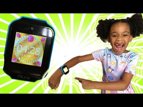 Thumbnail: Surprise Games For Kids Toys Surprise Challenge Family Fun Activities w/ Kurio Watch