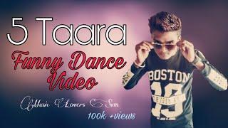 Punjabi Bhagra funny dance video 5 Taara diljit singh