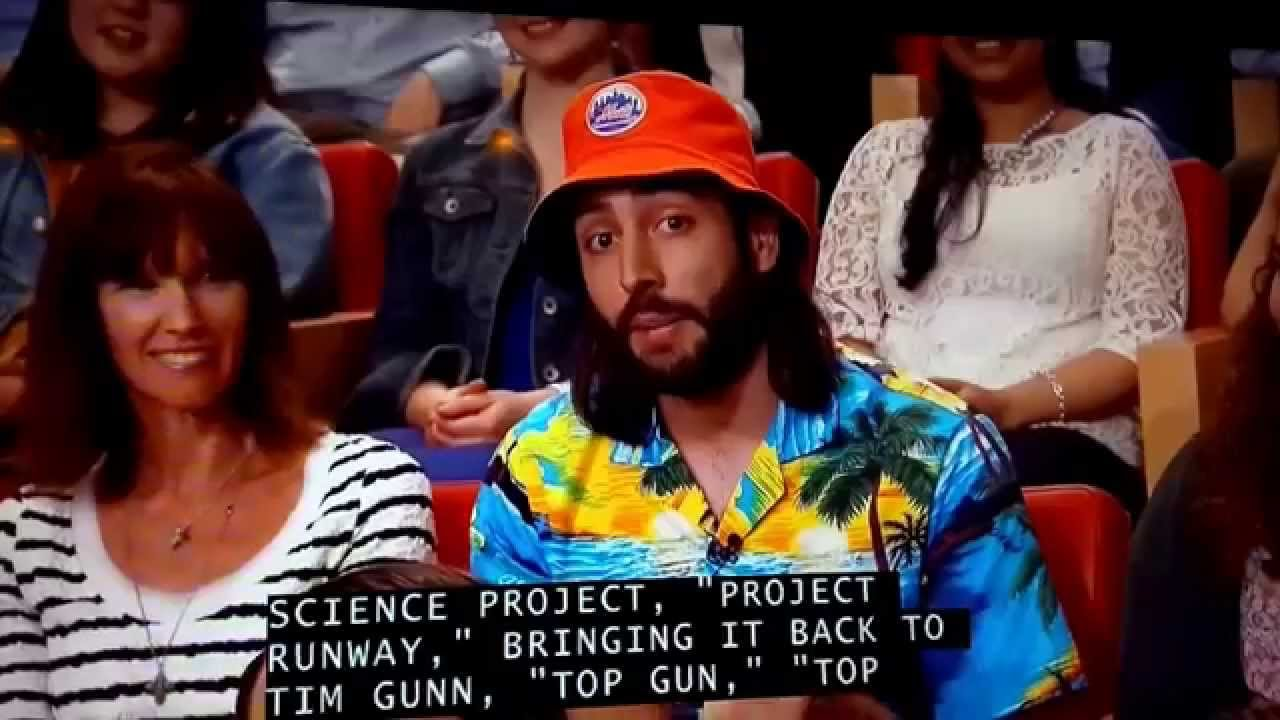 422fb13639ad8 The Tonight Show - Mets Bucket Hat Guy (13-05-14) - YouTube