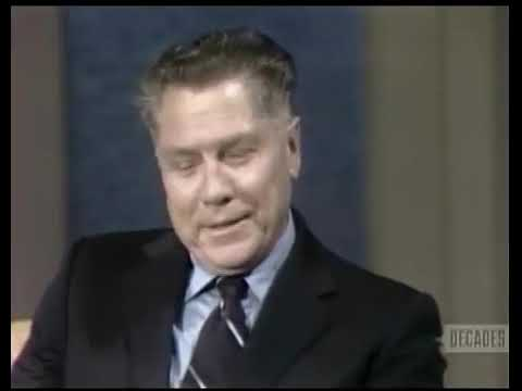 THE DICK CAVETT SHOW    With Jimmy Hoffa And Melvin Belli  October 31, 1973