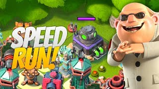 Will I Set a new Boom Beach Speed Run World Record!