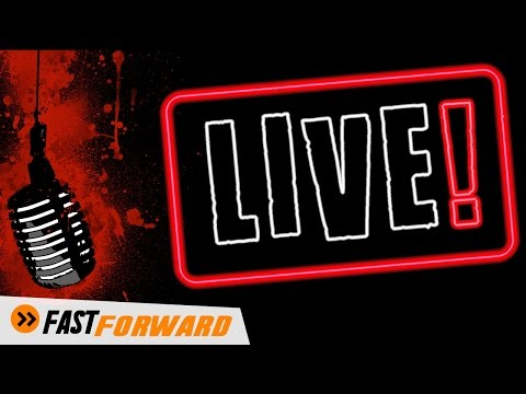 FastForward Live: Netflix, Facebook Search, Sondaggi Twitter, Education e tanto altro!