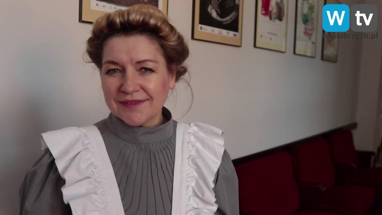 Telewizja Wałbrzych - Teatr Lalki i Aktora (zapowiedź spektaklu)
