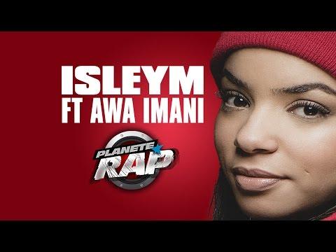 "Isleym ""Grande soeur"" feat. Awa Imani en live #PlanèteRap"