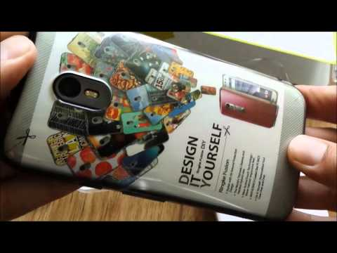 Ringke Fusion Cover for MOTO G3 2015 - DIY Design It Yourself