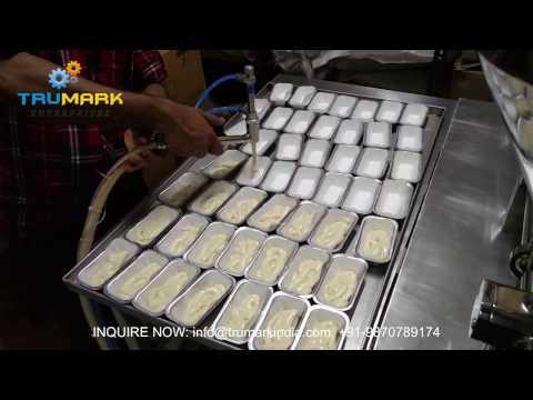 low cost bakery depositor - bakery equipment hand held nozzle