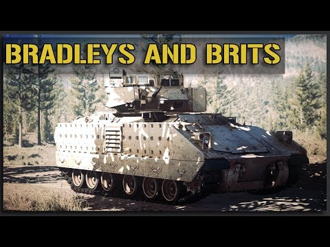 THE BRITS AND BRADLEY ARE HERE! - V11 Squad Gameplay Patch Notes