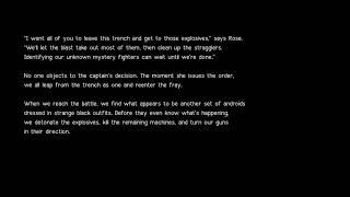 NieR : Automata , новелла о прошлом А2 [C/D]