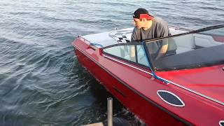 Fast Boat ( idle and take off ) 700 hp