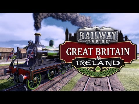 Railway Empire - British Fail