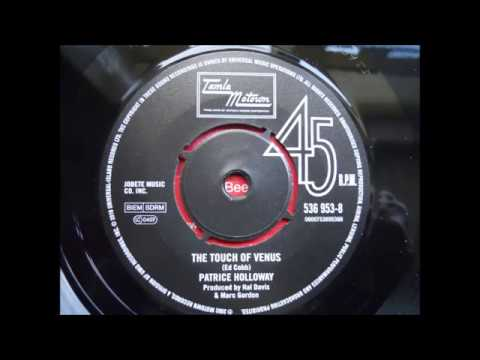 patrice holloway  -  the touch of venus