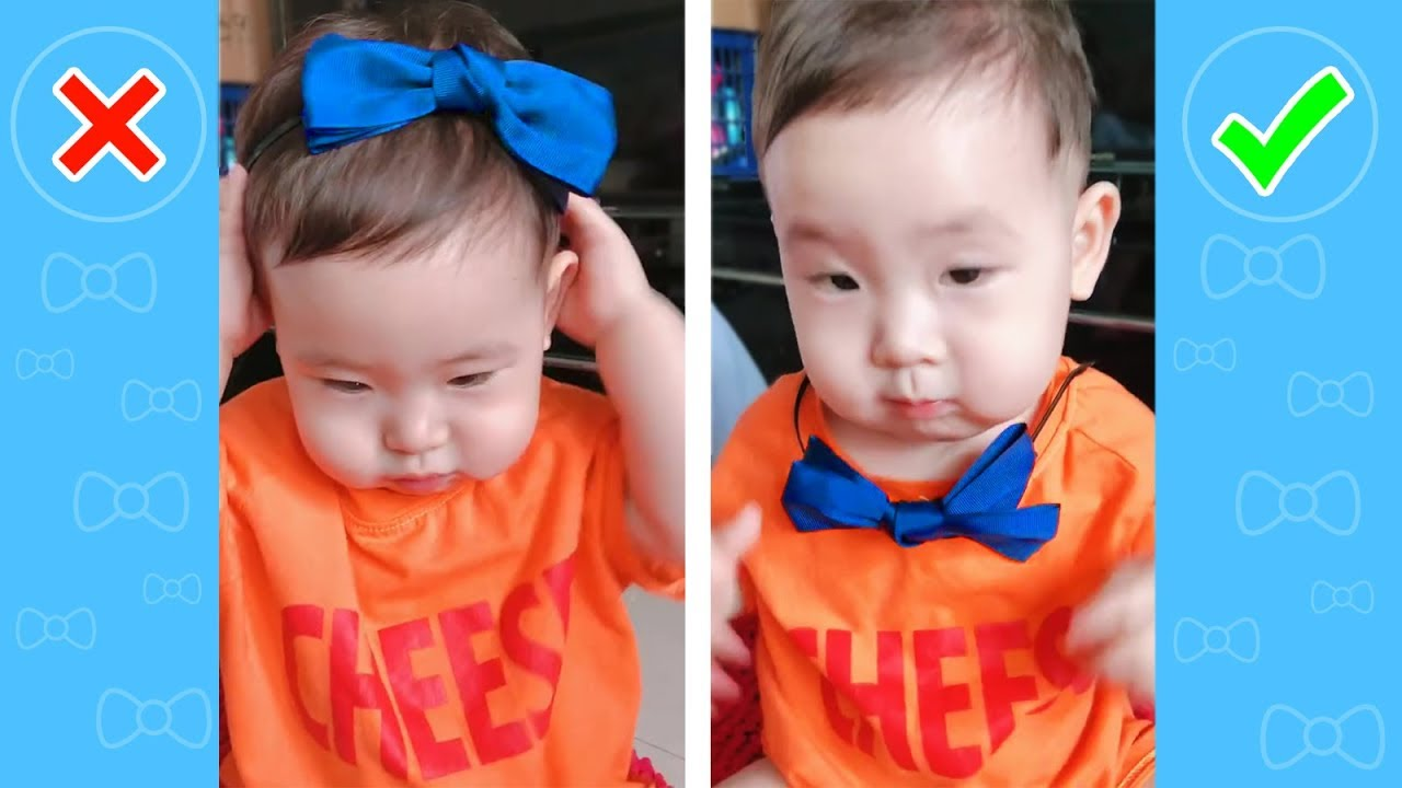 Try Not To Laugh Babies TROUBLE MAKER and FAIL  TOP BABY FUNNY Soo Cute 15
