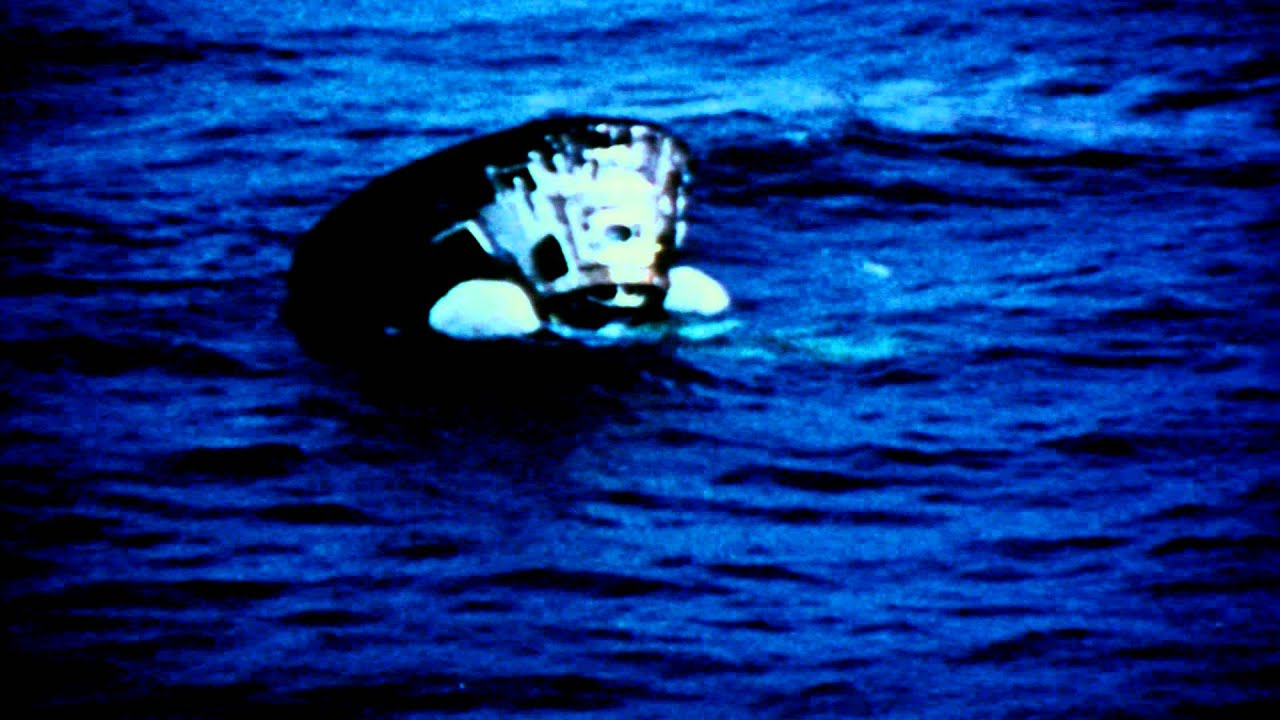 Apollo 11 Returns To Earth