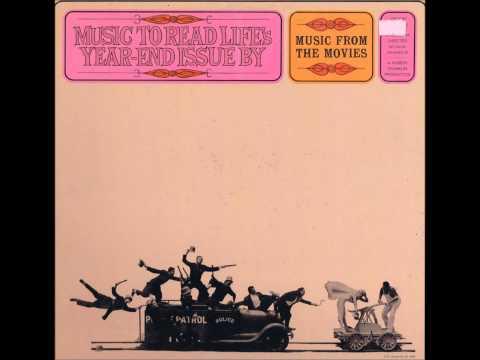 Slapstix-Jack Shaindlin-Silent Comedy Music-Mid century TV