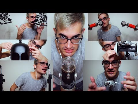 Testing All 7 of My Microphones!!! (ASMR)