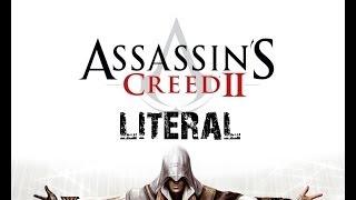 [[Литерал - перезалив]] - Assassins creed II HD(Минус: Assassin's Creed 2 -- Hip-Hop Theme Перезалил лучший, по мнению подписчиков, свой литерал) Звук тут чуточку лучше))..., 2014-01-21T18:31:58.000Z)