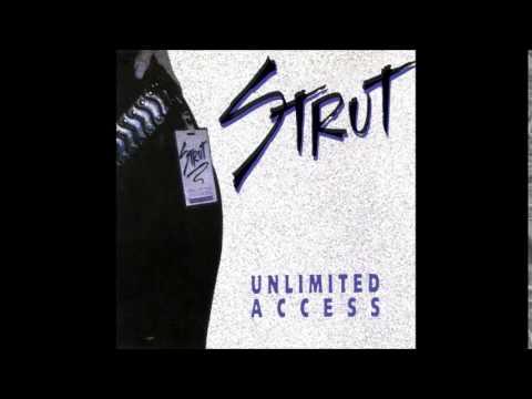 "strut ""stay tonight"" unlimited access-1988"