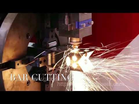 Dynaweld news - CNC Laser Cutting System