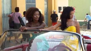 CUBA  Chicas Modelos, Trinidad