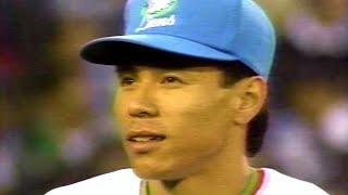 1991年10月28日 日本シリーズ 第7戦 ハイライト 西武球場.