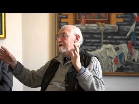 Ronald Lawrence in Conversation with Ceri Thomas (Part 2/2)
