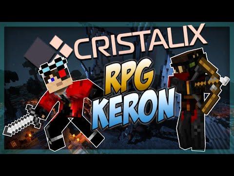 Cristalix RPG Keron НОВЫЙ СЕЗОН часть 1 - Старая начинка в новой обертке