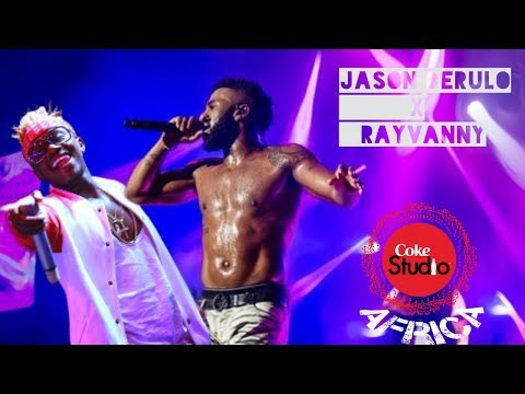 Rayvanny and Jason Derulo live show coke studio season 5