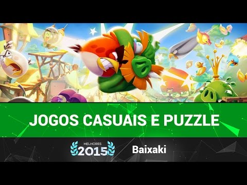 Melhores jogos Casuais e Puzzle de 2015 para Android, iPhone e Windows Phone - Baixaki