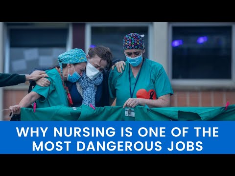 Why Nursing is One of America's Most Dangerous Jobs