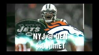 Jets vs Broncos Week 14 Preview 2017 thumbnail