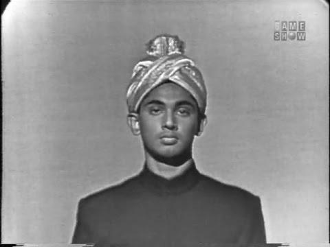 To Tell the Truth - Maharajah's son; PANEL: Monique Van Vooren (Aug 25, 1959)