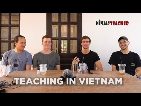 Pros & Cons Of Teaching English In Vietnam | Free Time, Pollution, TEFL Courses, Street Food & More