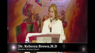 Batalha Espiritual Breakthrough, Eternidade, Dra Rebecca Brown (4/5)