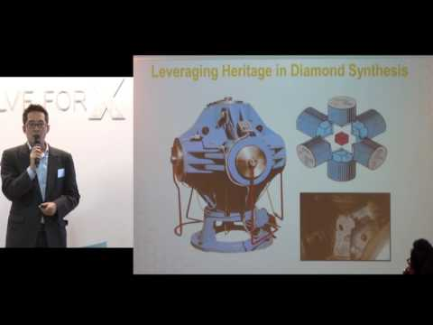 Solve for X @ HKUST: Prof. Michael Sung: Mass production of graphene