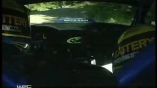 Tommi Mäkinen - Rally Finland 2003 - SS12 Ouninpohja - Onboard