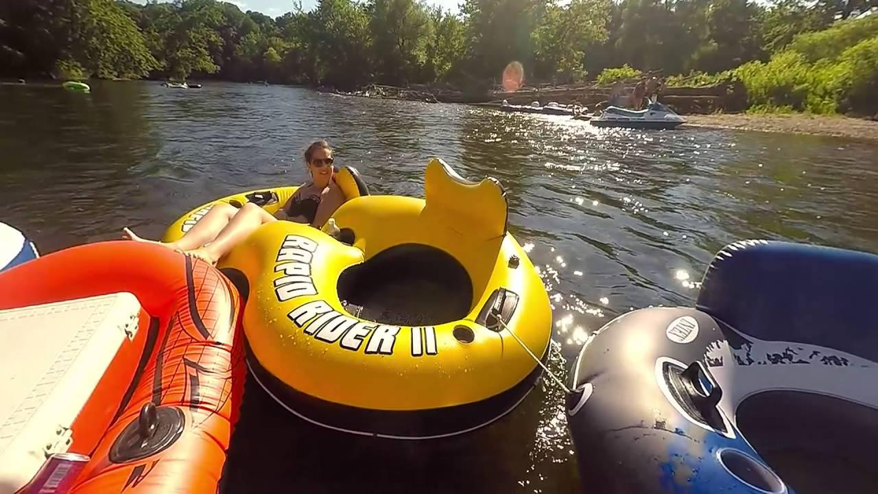 Muskegon River Tubing