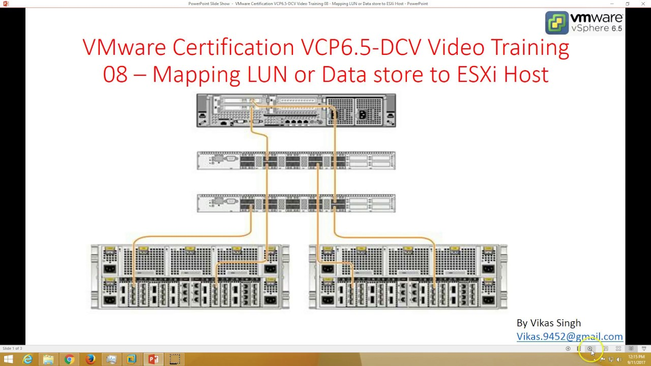 Vmware certification vcp 65 08 mapping lun or data store to vmware certification vcp 65 08 mapping lun or data store to esxi host xflitez Images