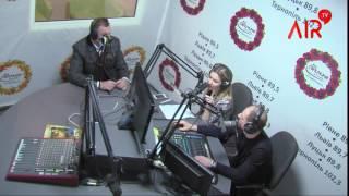 Ярослав Дубневич на радіо FM Галичина.