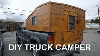 Clever Diy Self-build Tiny House Truck Camper Tour