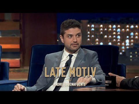 "LATE MOTIV - Miguel Maldonado. ""The Revenant"" 