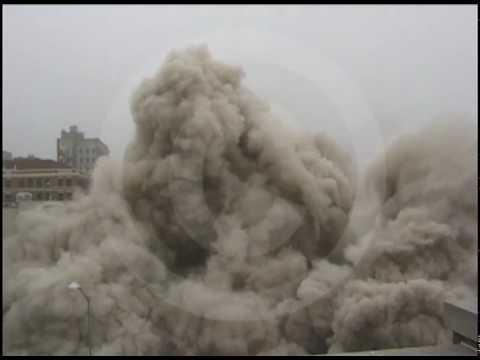 Allis Hotel Implosion